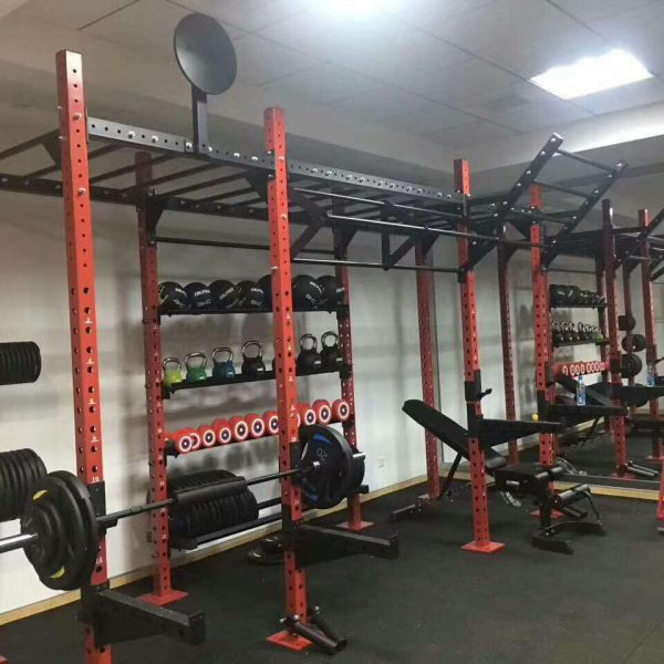 FUNCTIONAL TRAINING RACK