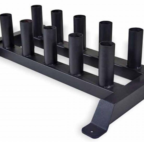 Olympic bar rack holder
