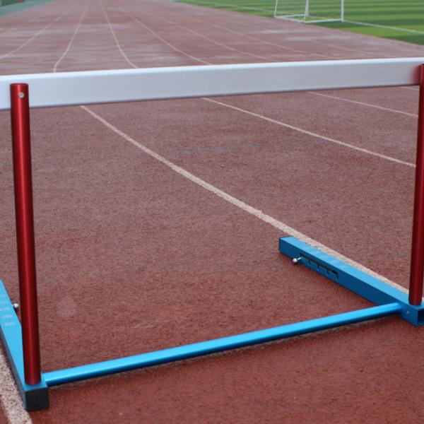 al adjustable hurdle